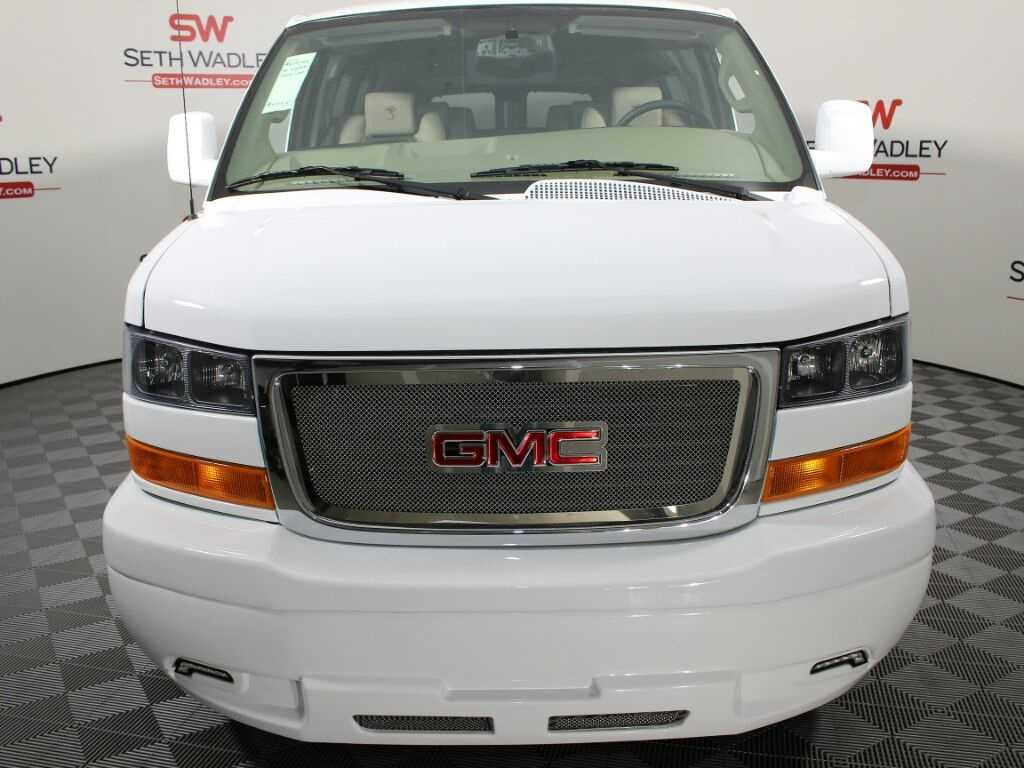 Gmc Dealers In Oklahoma >> GMC Vans Savana Conversions Inventory For Sale